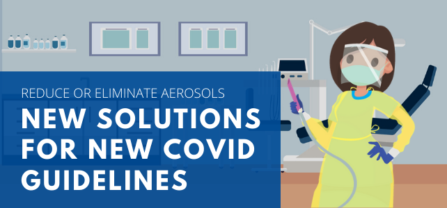 New Solutions for New COVID Guidelines