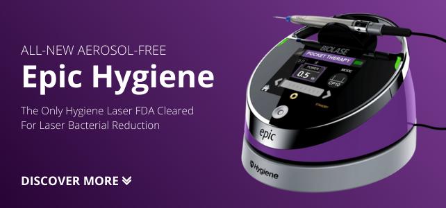 All-New Aerosol-Free Epic Hygiene