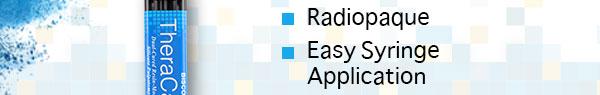 Radiopaque Easy Syringe Application