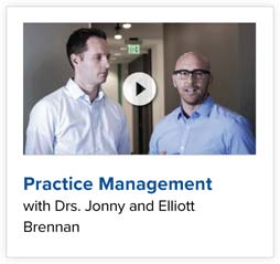 Practice Management with Drs. Jonny and Elliot Brennan