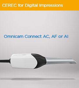 CEREC for Digital Impressions