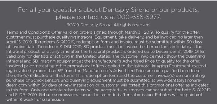 Dentsply Sirona Schick