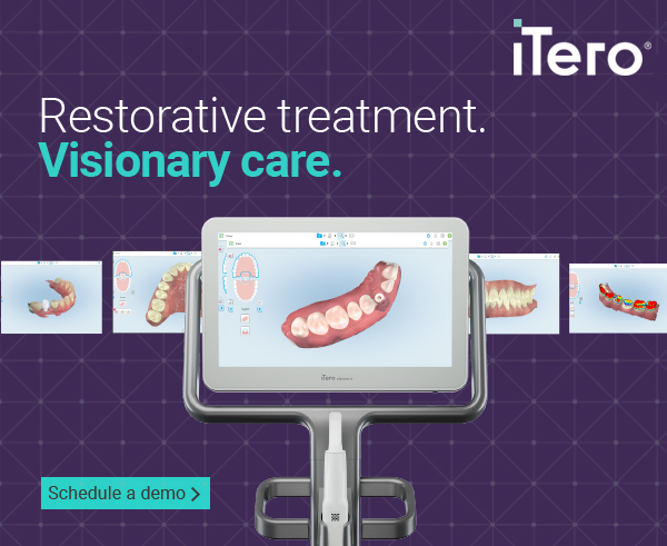 Restorative treatment. Visionary care.