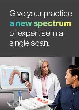 Give your practice a new spectrum of expertise in a single scan