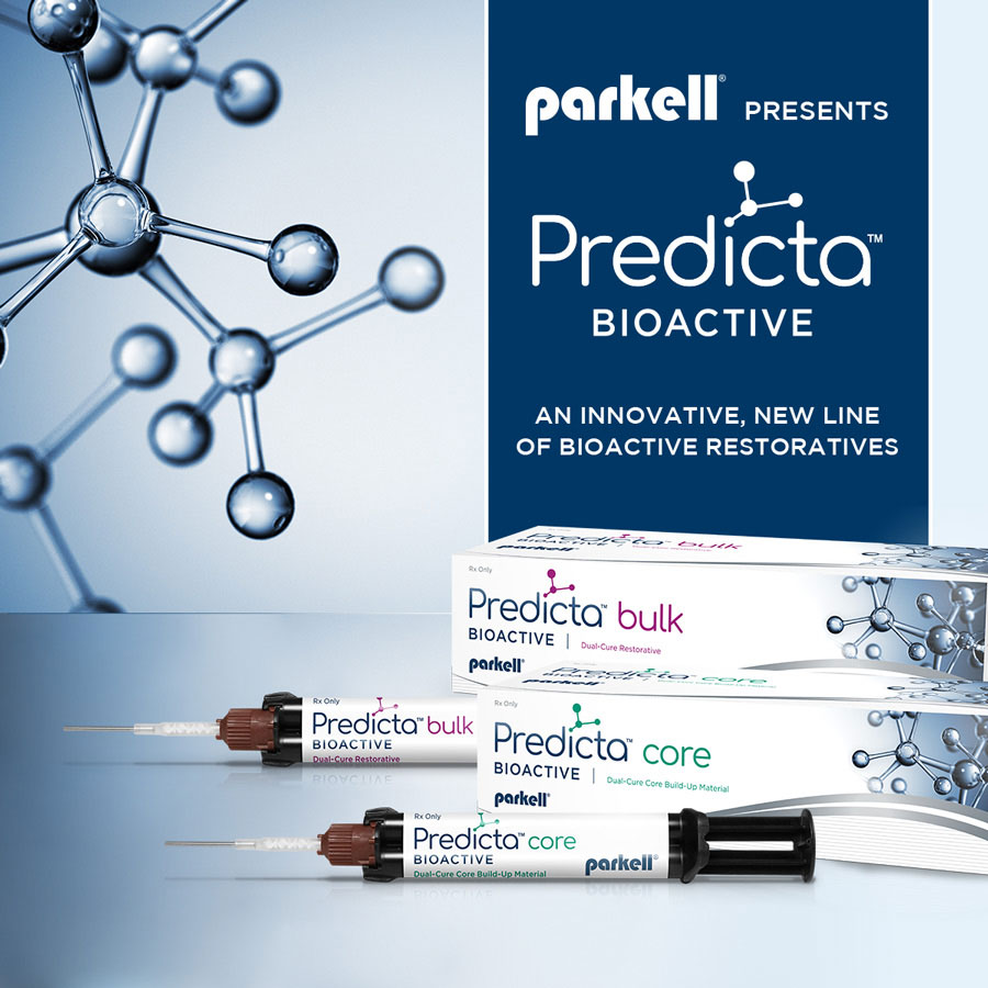 Parkell's New Line of Bioactive Restoratives